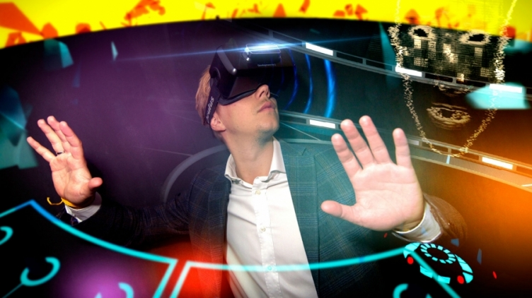 5 Games with Oculus Rift