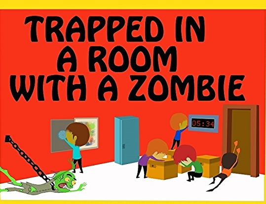 Escape Game Trapped In A Room With A Zombie, Room Escape Adventures. Los Angeles.